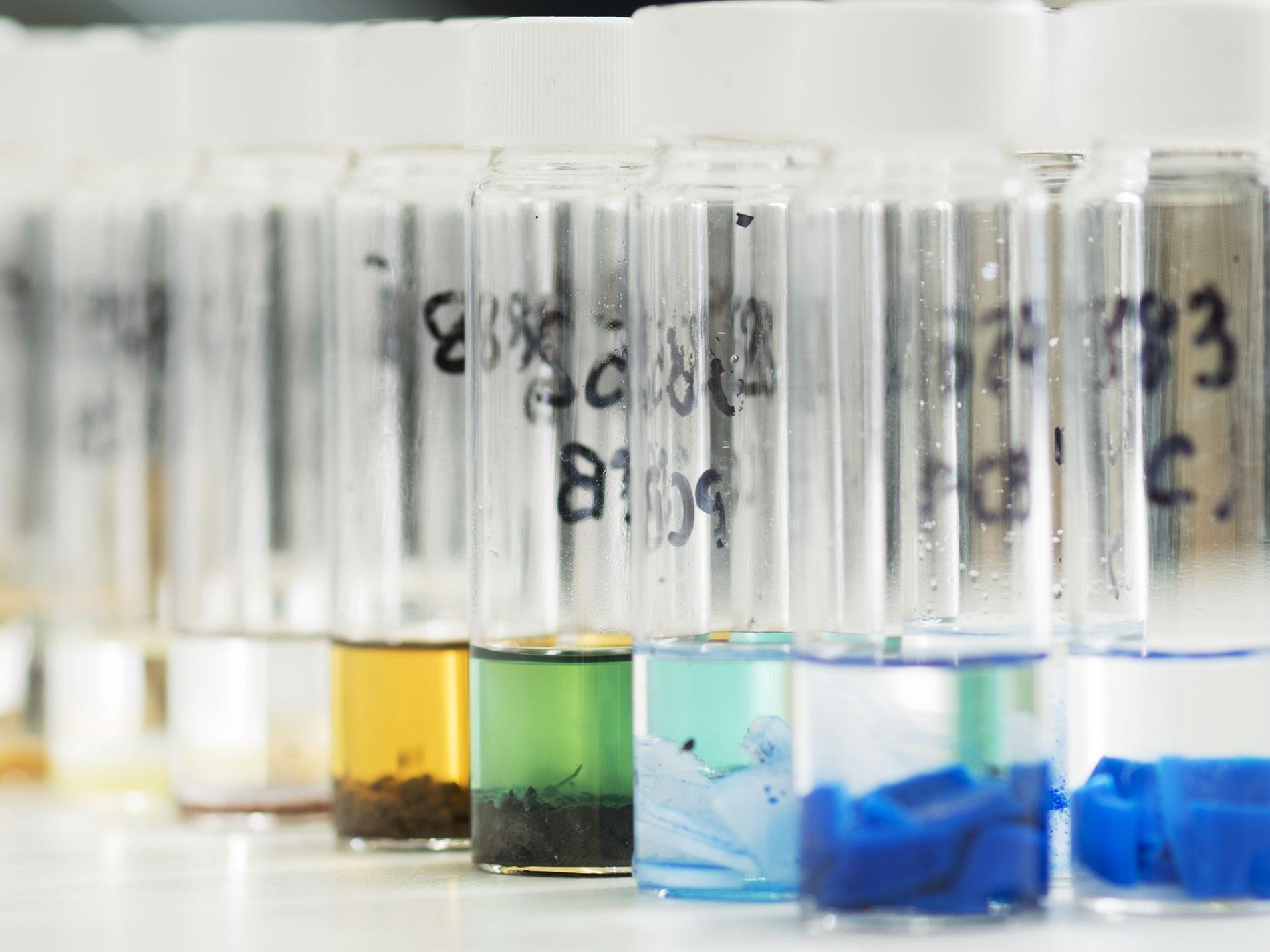 analisi campioni rifiuti ravenna